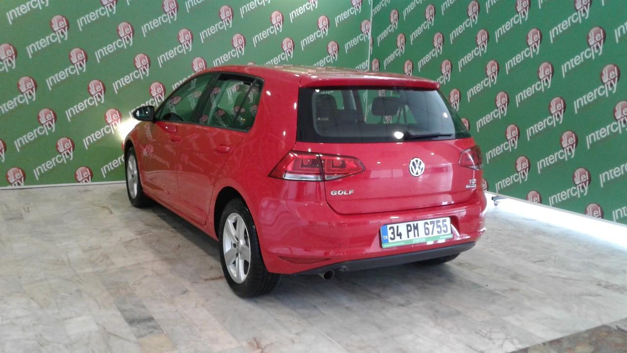 Volkswagen 2016 Golf 16 Tdi Bmt 110 Comfortline Dsg Dizel Otomatik